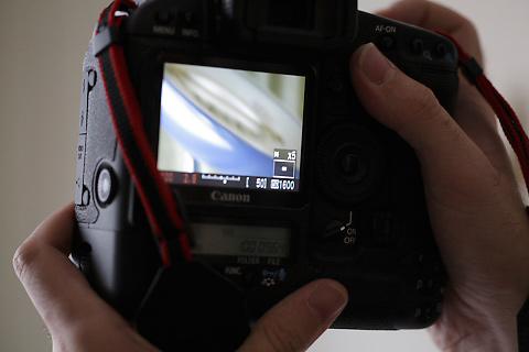 Canon 1D mk3-ecran-arriere