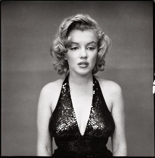 Marilyn Monroe par Richard Avedon