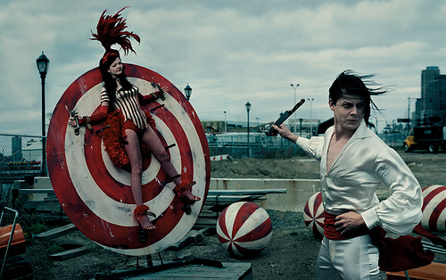 The White Stripes - Annie Leibovitz