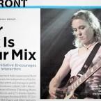 Publication Kristin Hersch dans Billboard US
