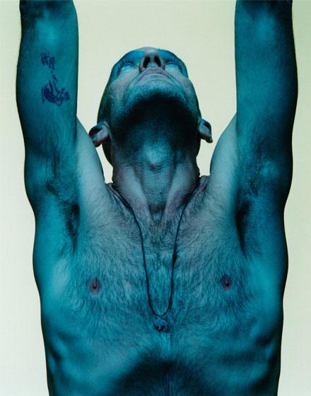 Série portraits - Michael Stipe VI