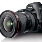 Nouveau firmware pour le Canon 5D mkII