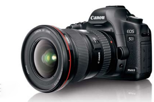 Canon 5d mkii - Nouveau firmware 1.1.0