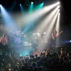 Kasabian en concert au Bataclan