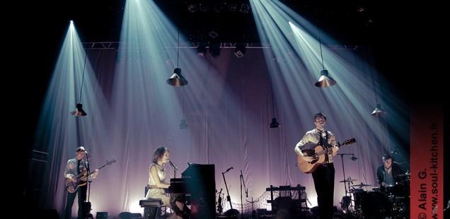 photos de concert : Cocoon au Casino de Paris